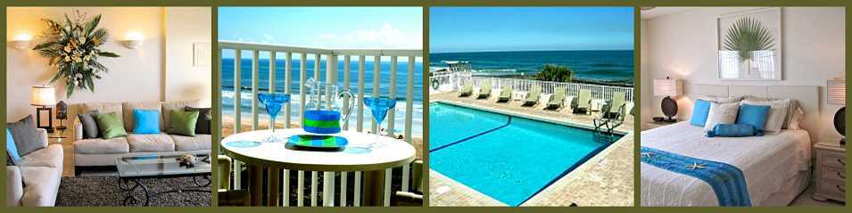 Ormond Beach Oceanfront Condo Rental