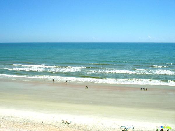 Mileiles Of Sandy Beach
